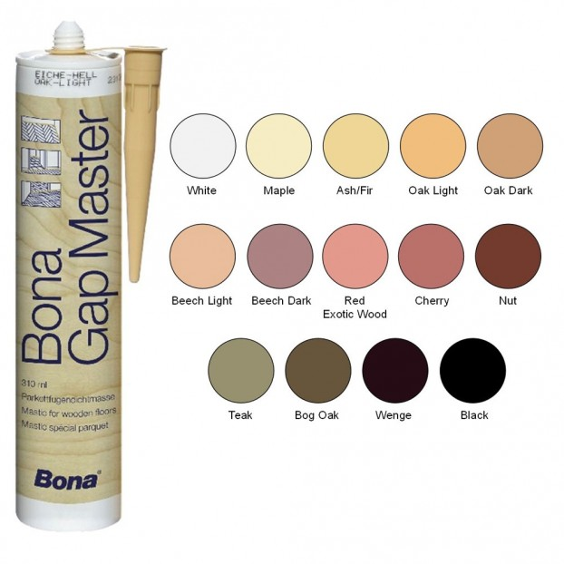 Bona Gap Master | Bona Fillers | Varied Colours class=