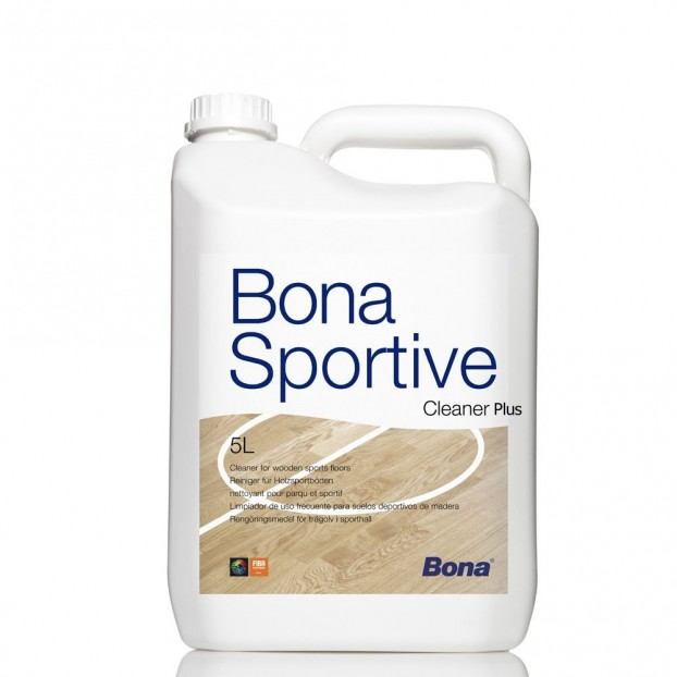 Bona Sportive Cleaner Plus | Bona Cleaning & Maintenance | 5L class=