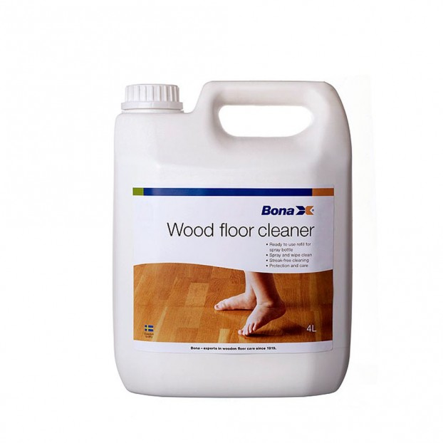 Bona Wood Floor Cleaner | Bona Cleaning & Maintenance | 4L class=