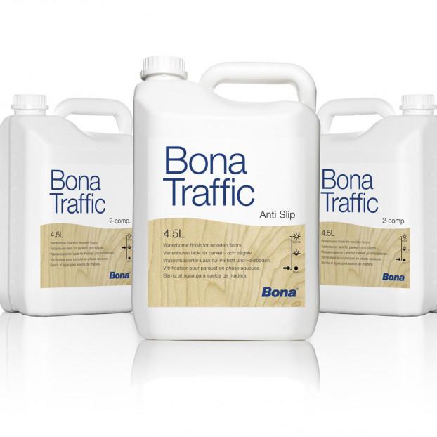 Bona Traffic HD Anti-Slip | Bona Finishes | 4.95L class=