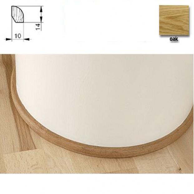 14x10mm Flexible Beading | Quadrants & Beading | 1.5m class=