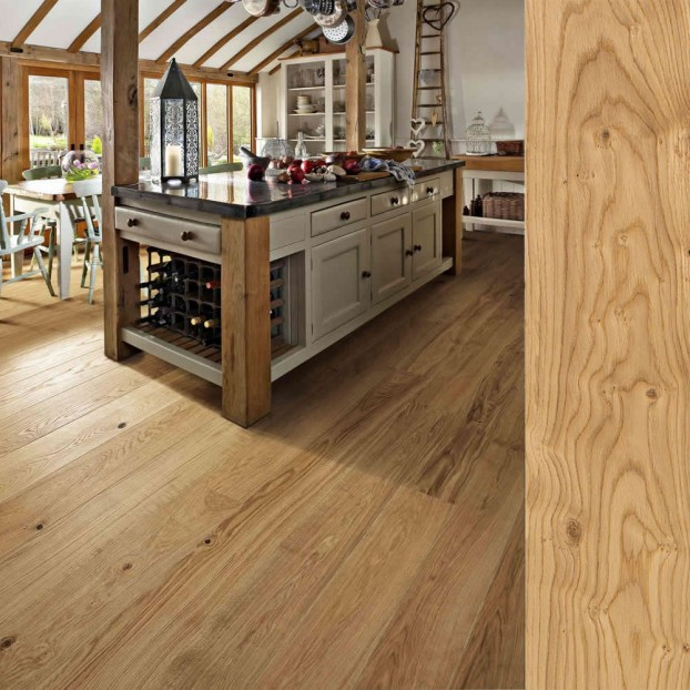 Oak Cornwall 1-Strip Matt | Kahrs Original Boards | Lively class=