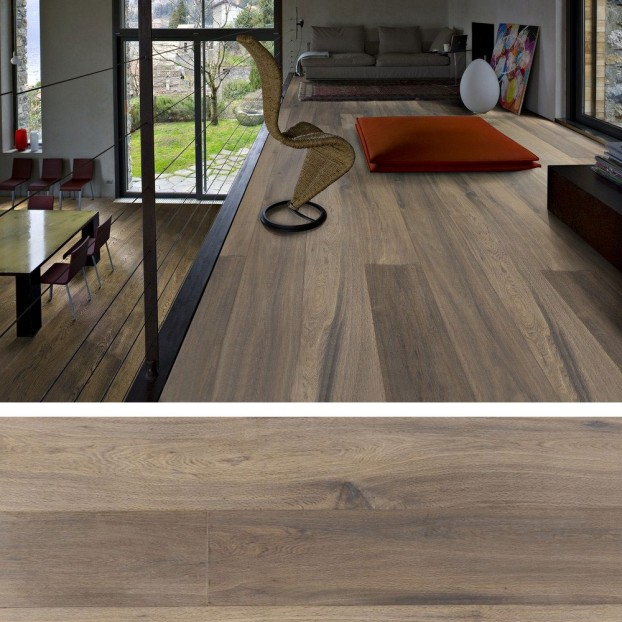 Espace Oak 1-Strip | Kahrs Supreme Boards | Brushed Natural Oil class=