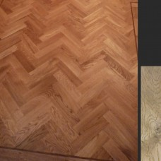 "(14"") 350x70x22mm Unfinished Oak 