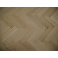 Engineered Herringbone 18/3x80x300mm Classic Unfinished Bevelled