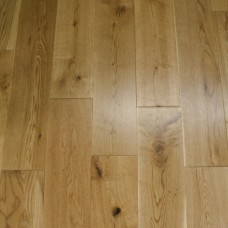 125mm Lacquered Solid Oak | 18mm Collection | Rustic