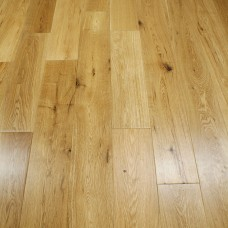 90mm Lacquered Solid Oak | 18mm Collection | Rustic