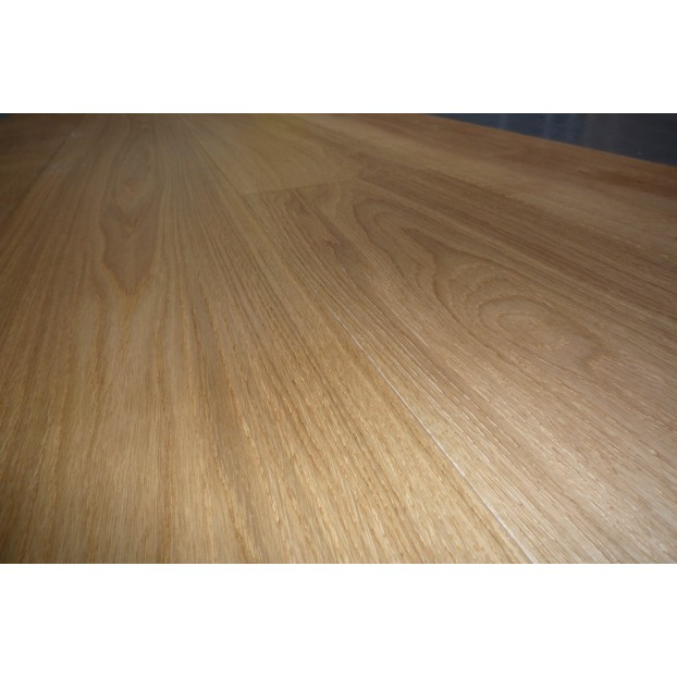 Solid French Oak Flooring | 22 x 200mm | Square Edged-Unfilled Knots-Prime class=