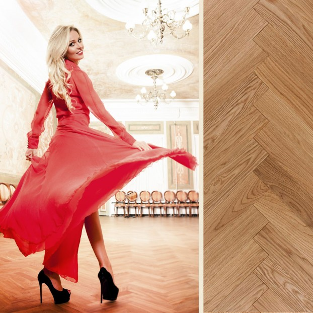 Swing Wax Oiled Oak | Step In Time Parquet | Prime class=