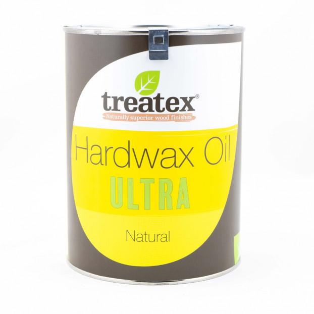 Treatex Hardwax Oil Ultra Natural | 0.5L class=