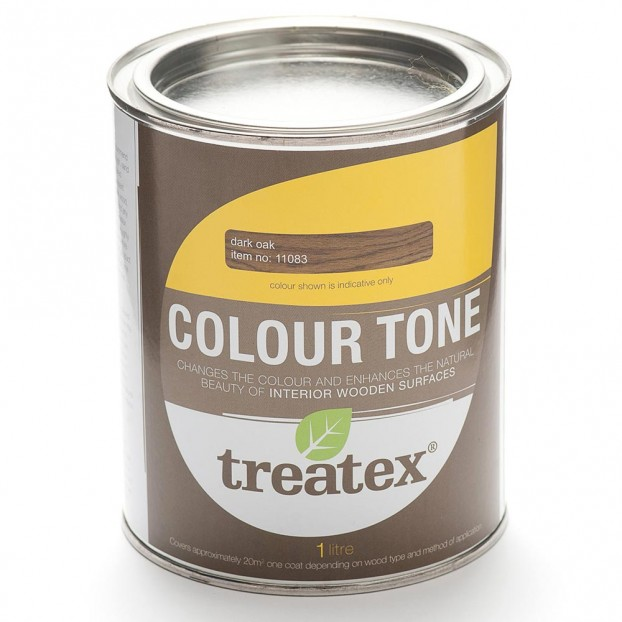 Treatex Dark Oak Colour Tone | 1L class=