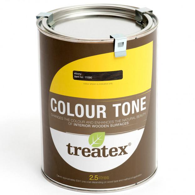 Treatex Ebony Ultra Colour Tone | 2.5L class=