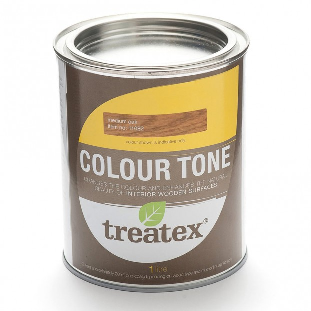 Treatex Medium Oak Ultra Colour Tone | 0.5L class=