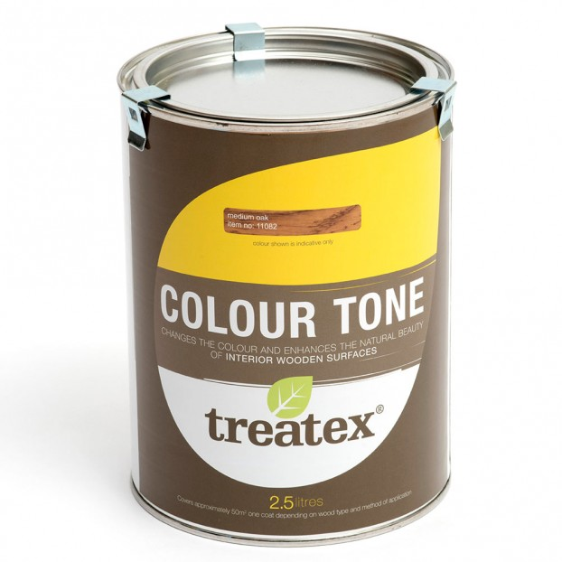 Treatex Medium Oak Ultra Colour Tone | 2.5L class=