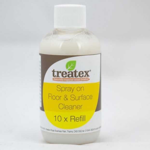 Treatex Spray on Floor and Surface Cleaner | Refill | 100ml class=
