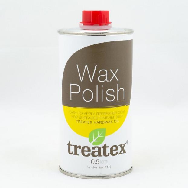 Treatex Satin Wax Polish| 0.5L class=