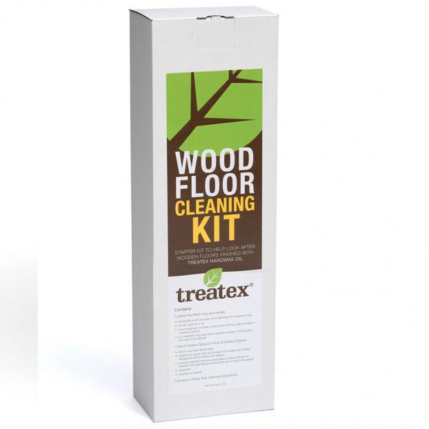 Treatex Wood Floor Cleaning Kit  class=